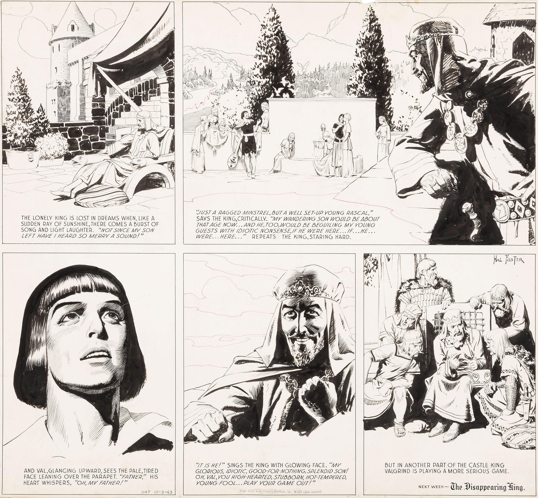 Pin On Original Black & White Comic Art