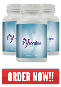 Thyromine Review A Solution To Thyroid Problems Thyroid