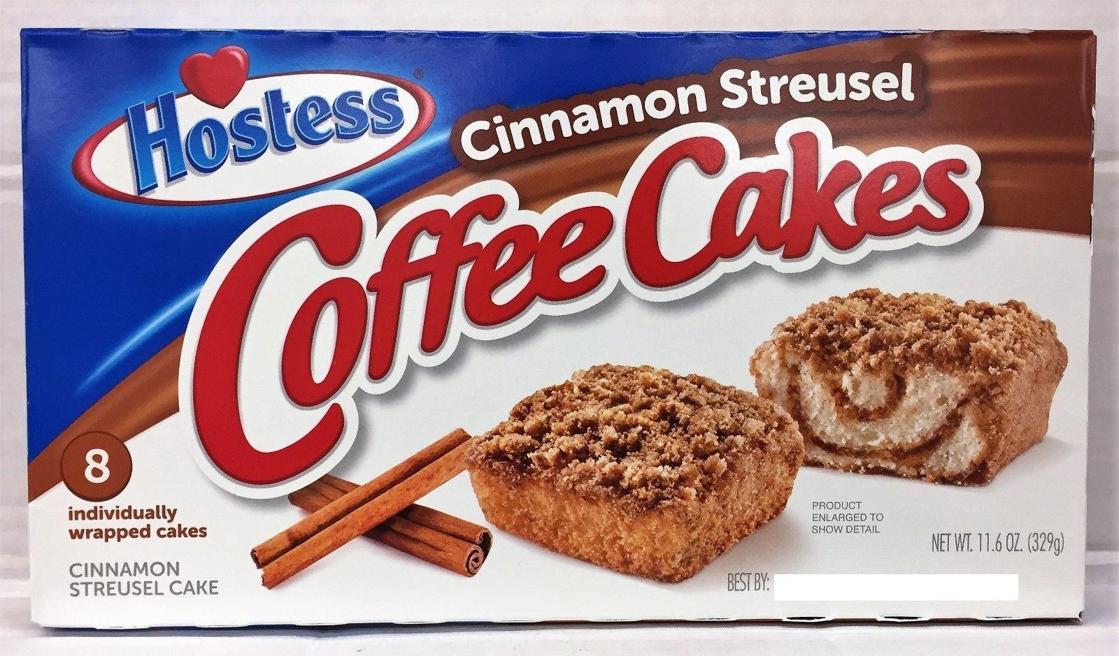2 Coffee Cakes