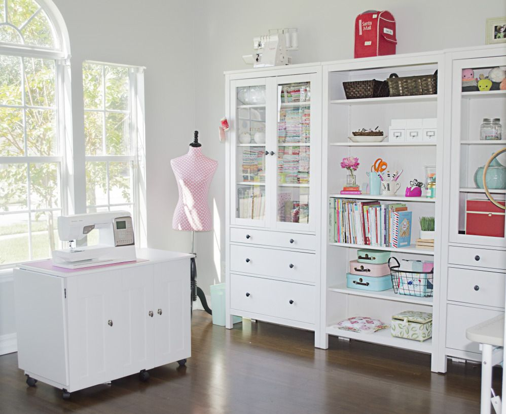 17 Best images about cute diys on Pinterest   Craft room ...  Cute For Craft Rooms Furniture