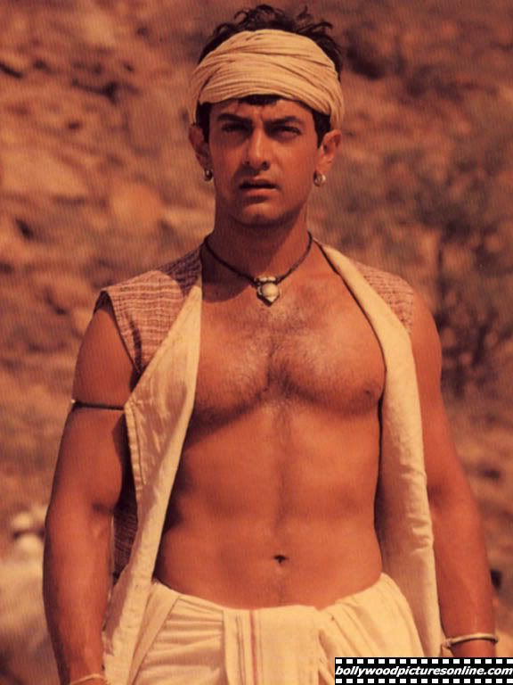 Lagaan This Was The First Bollywood Movie I Ever Saw And
