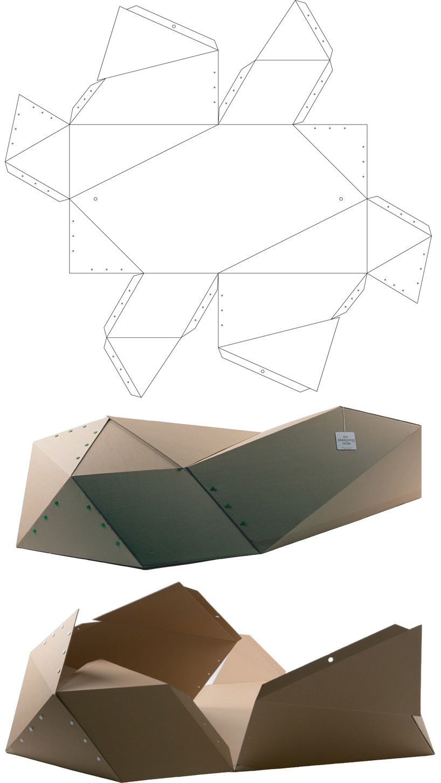 Hwang Kim Urban Homeless Cocoon Shelter Design Folding Architecture Tiny House Design