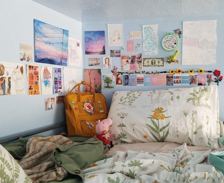 Tumblr Zimmer - 50 wunderschöne Schlafzimmer Deko Ideen ...