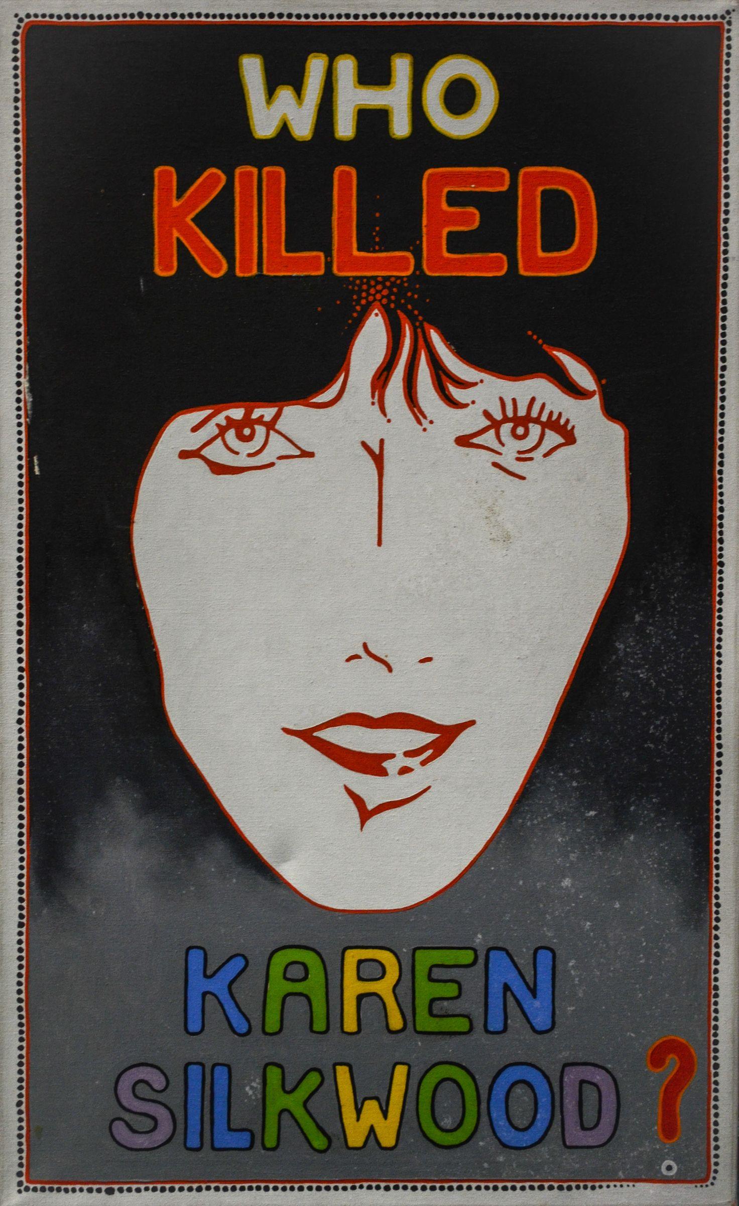 Cases Karen silkwood, Karen, History