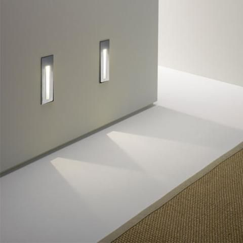 Rectangular led wall lights recessed wall lights pinterest rectangular led wall lights mozeypictures Gallery
