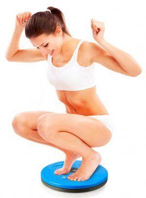 занятия на диске для похудения живота