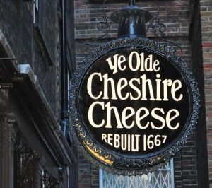 Best City of London Pubs.  Dine with history.  Food not great, but it still works.