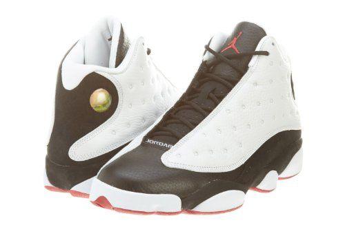 jordan shoes men 10.5 black and red