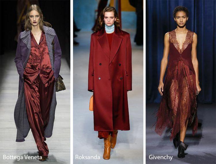 Pantone Farben Fur Herbst Winter 2019 Styling Tipps Und Wohnideen In Den Trendfarben Color Spring Trends Summ Color Trends Fashion Fashion Autumn Fashion