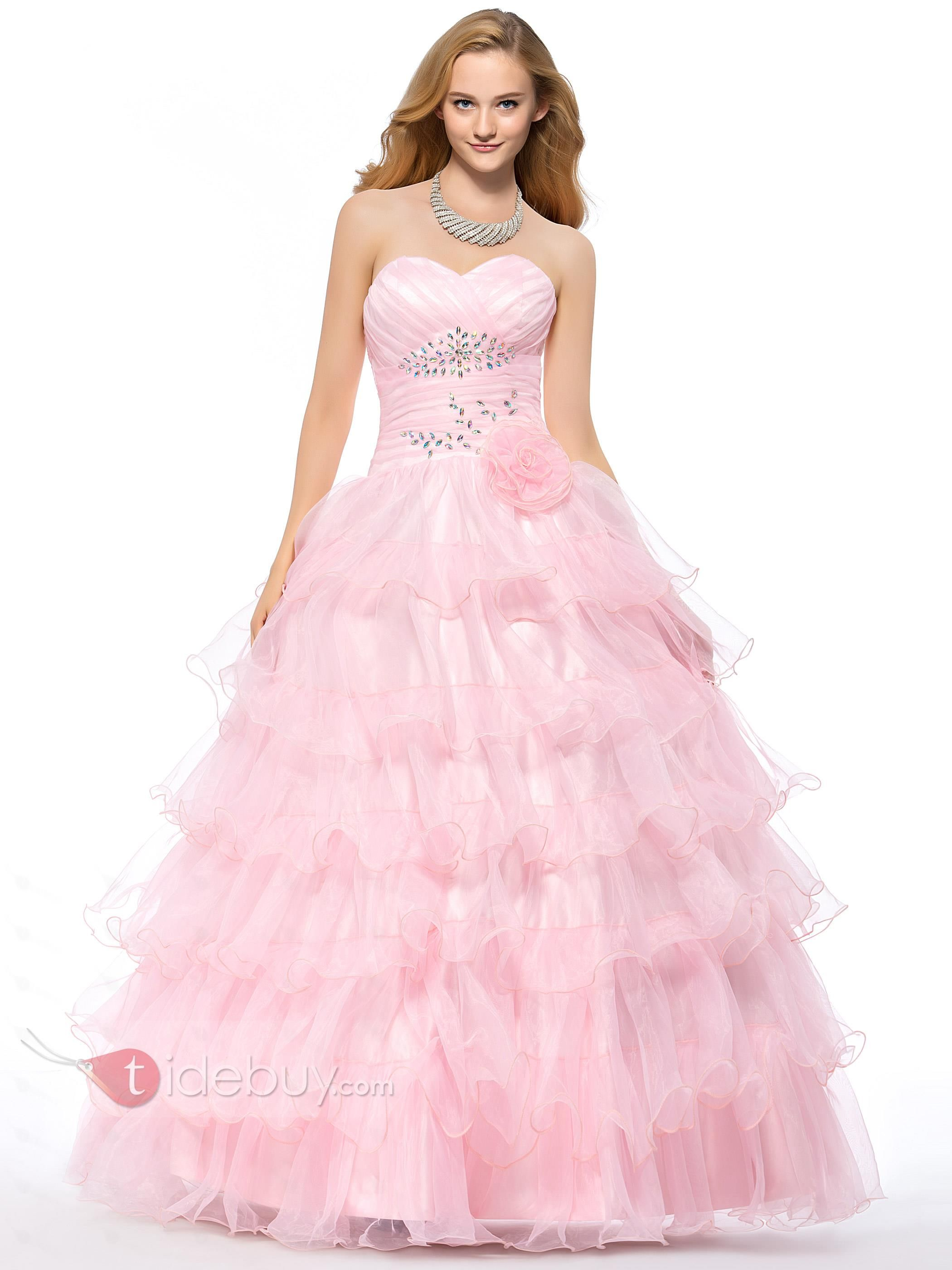 http://www.tidebuy.com/product/Lovely-Pure-Color-A-Line-Sweetheart ...