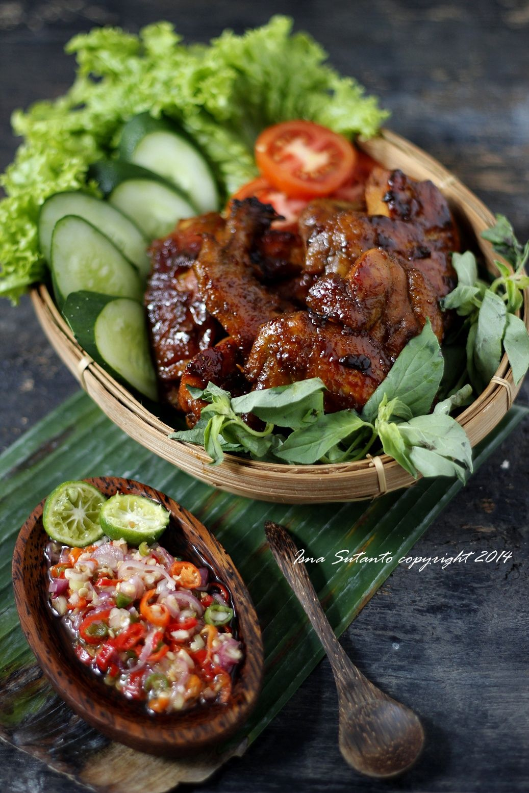 Ayam bakar sambal matah food indonesia in dutchenglish ayam bakar sambal matah indonesian recipesindonesian foodfried forumfinder Choice Image