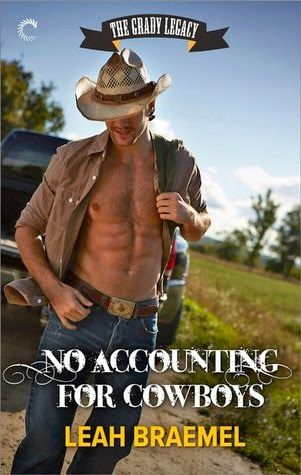 No Accounting For Cowboys 4 Star Review From Erica Blending