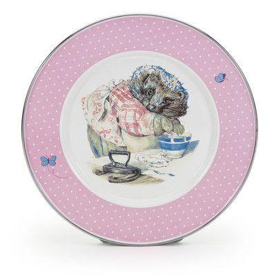 Golden Rabbit Beatrix Potter Child 3 Piece Dinnerware Set