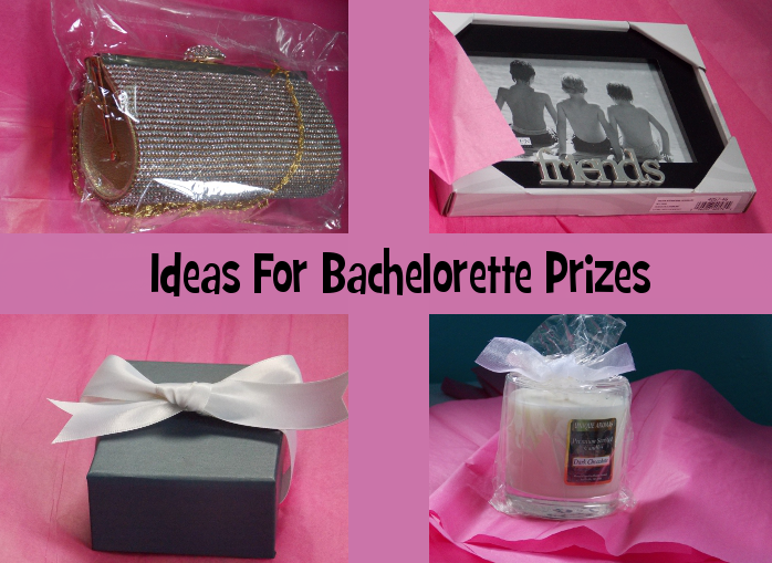 Some Suggestions For Fun Prizes To Hand Out During Your Next Bachelorette Party