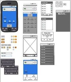 Android And Other Mockups For Balsamiq Android Wireframe Freedom Fighters
