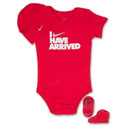 Nike I Have Arrived 3-Piece Infant Set