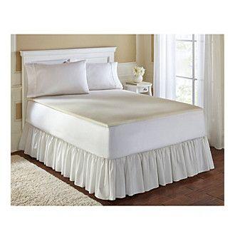 Memory Foam Comfort Pad Mattress