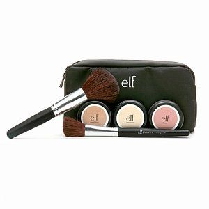 i'm learning all about elf natural mineral makeup