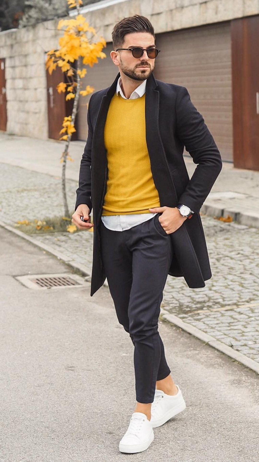 a8cbace52e80c8 5 Ways To Layer Your Long Coat This Winter  longcoats  outfits  mensfashion   streetstyle