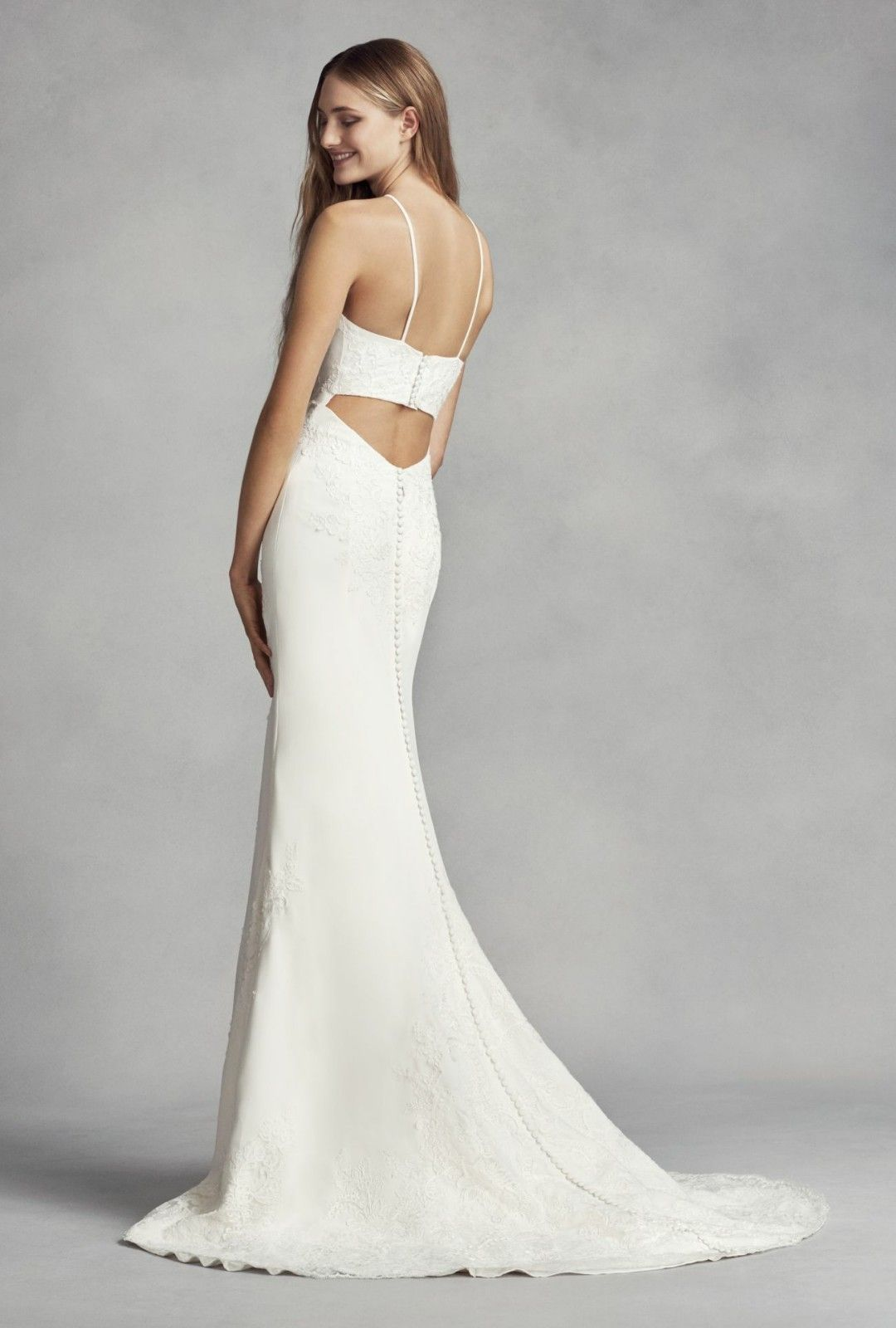 7dd77899b2e4 White by Vera Wang Collection for David's Bridal | Bridal Gown ...