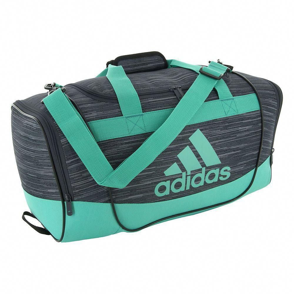 e09bf94143 Adidas Defender II Small Duffel Bag