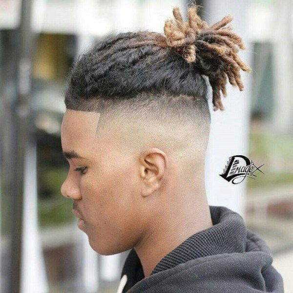 High Top Fade Styles Dreads Black Men Haircuts Stylish Guide Of