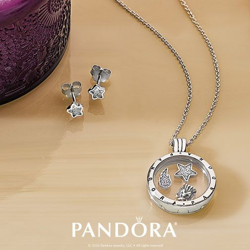 Discover PANDORA's floating locket to carry your love for ...