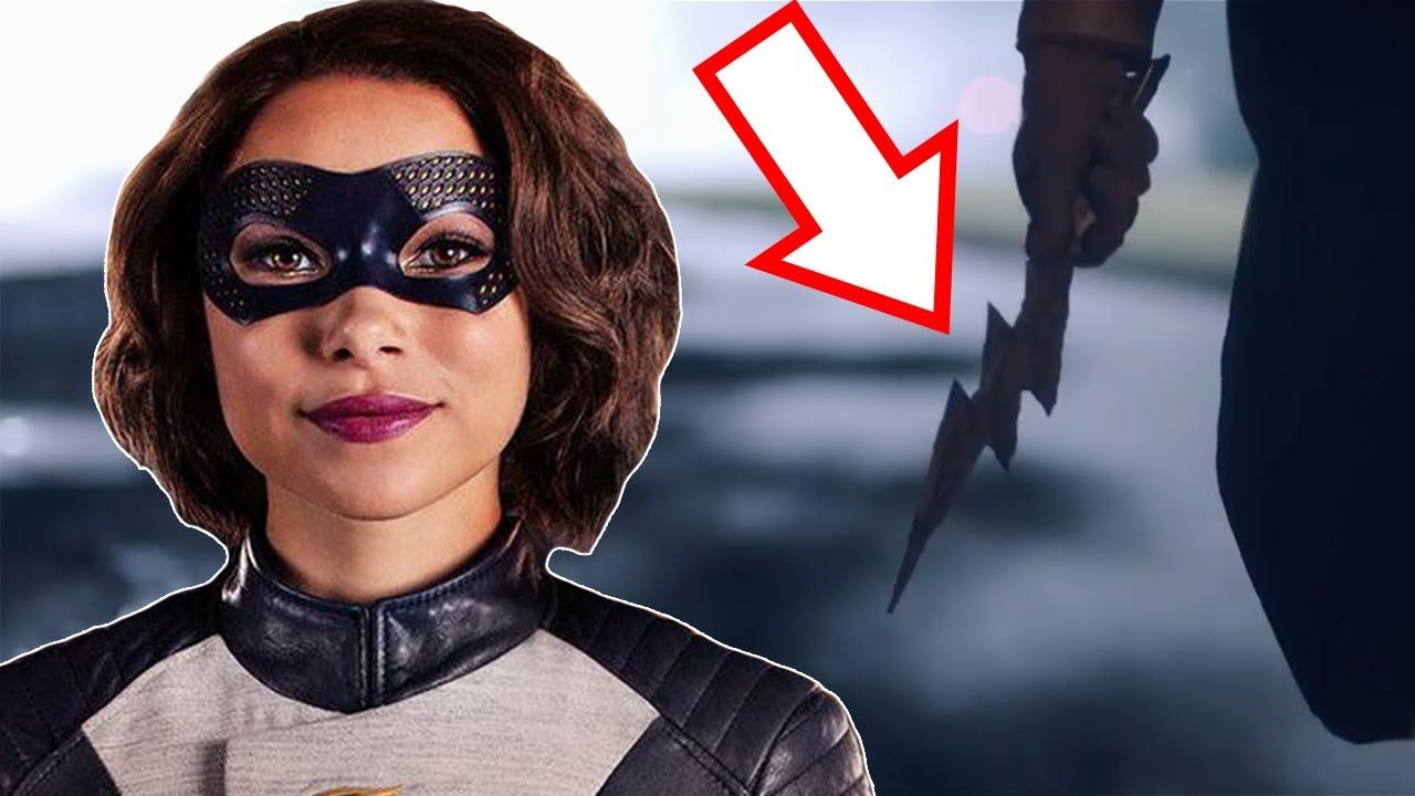 The Flash Season 5 LEAKS! - Nora Timeline Changes and Cicada