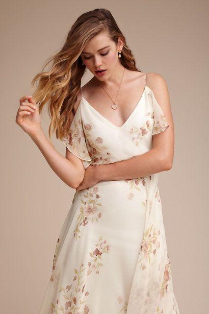 Cinnamon Rose Multi Prim Dress   BHLDN