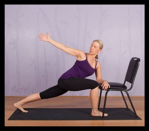 Top Chair Yoga Poses for Seniors