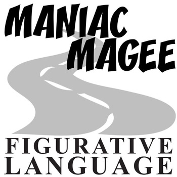 Ack Worksheets Excel Maniac Magee Figurative Language Bundle  Figurative Language  Pre Algebra Exponents Worksheets with Supper Teacher Worksheet Literacy Math For 9th Graders Worksheets Word