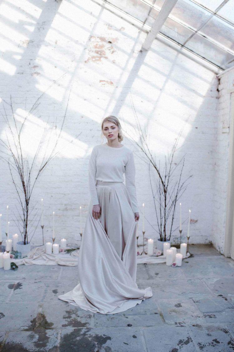 12 Skandinavische Hochzeit Kleider Und Trennt  Brautkleider