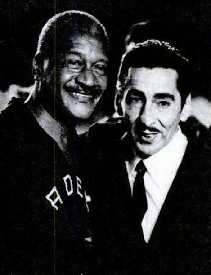 Moacir Barbosa & Alcides Ghiggia