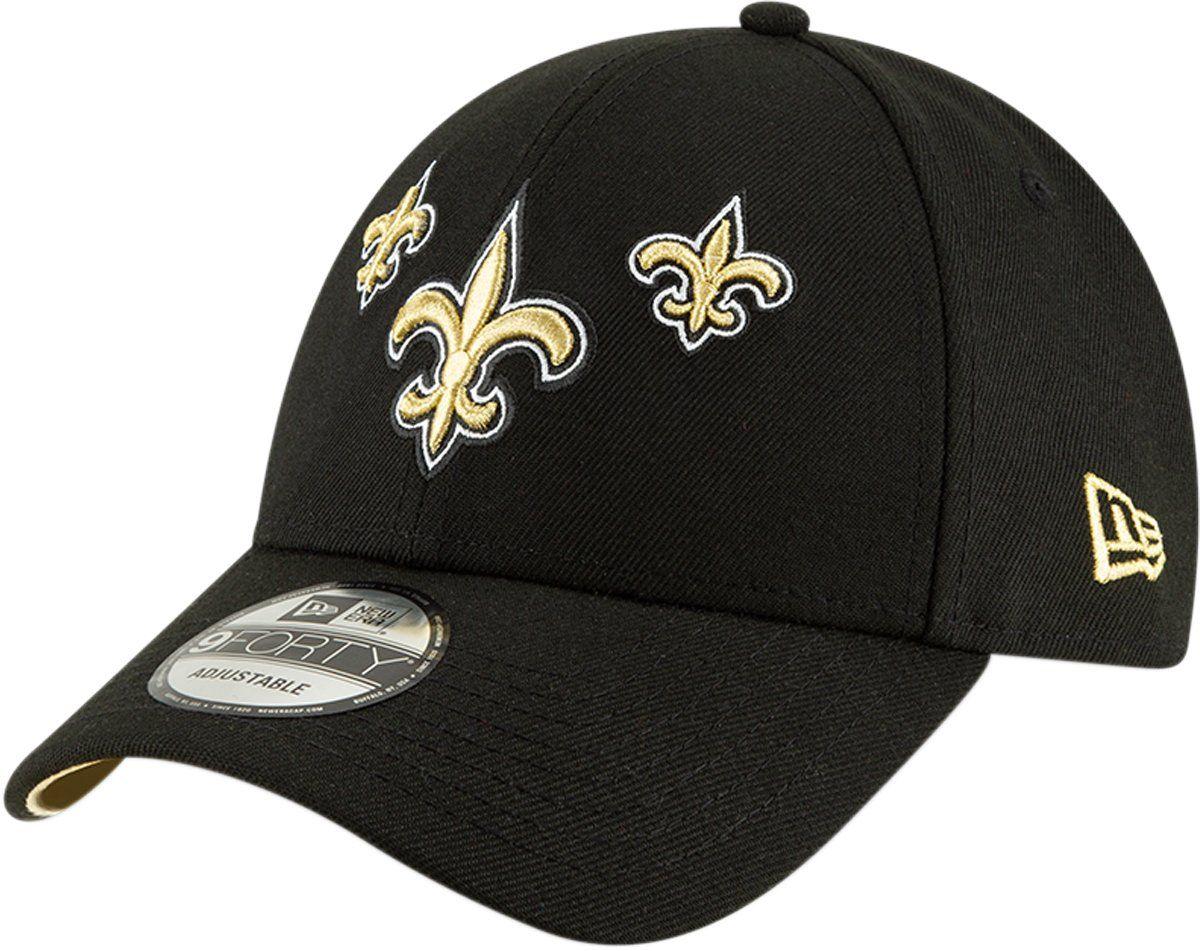 details for best website super specials New Orleans Saints New Era 940 NFL 2019 Draft Team Cap – lovemycap ...