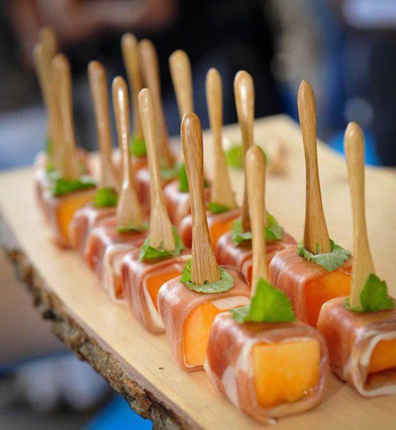 11 apéros légers et faciles à faire (level miam) | Recettes de cuisine, Cuisine et boissons et ...