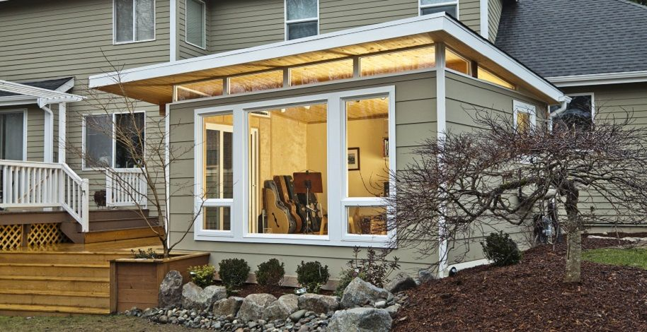 Photos Limited Living Solutions Modern Shed Home addition