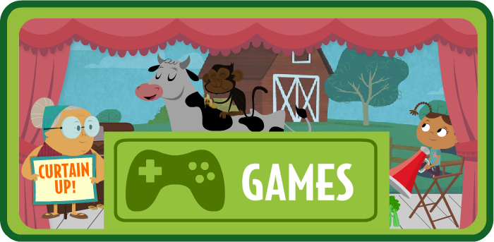 PBS kids has the great bilingual videos and games! Pbs
