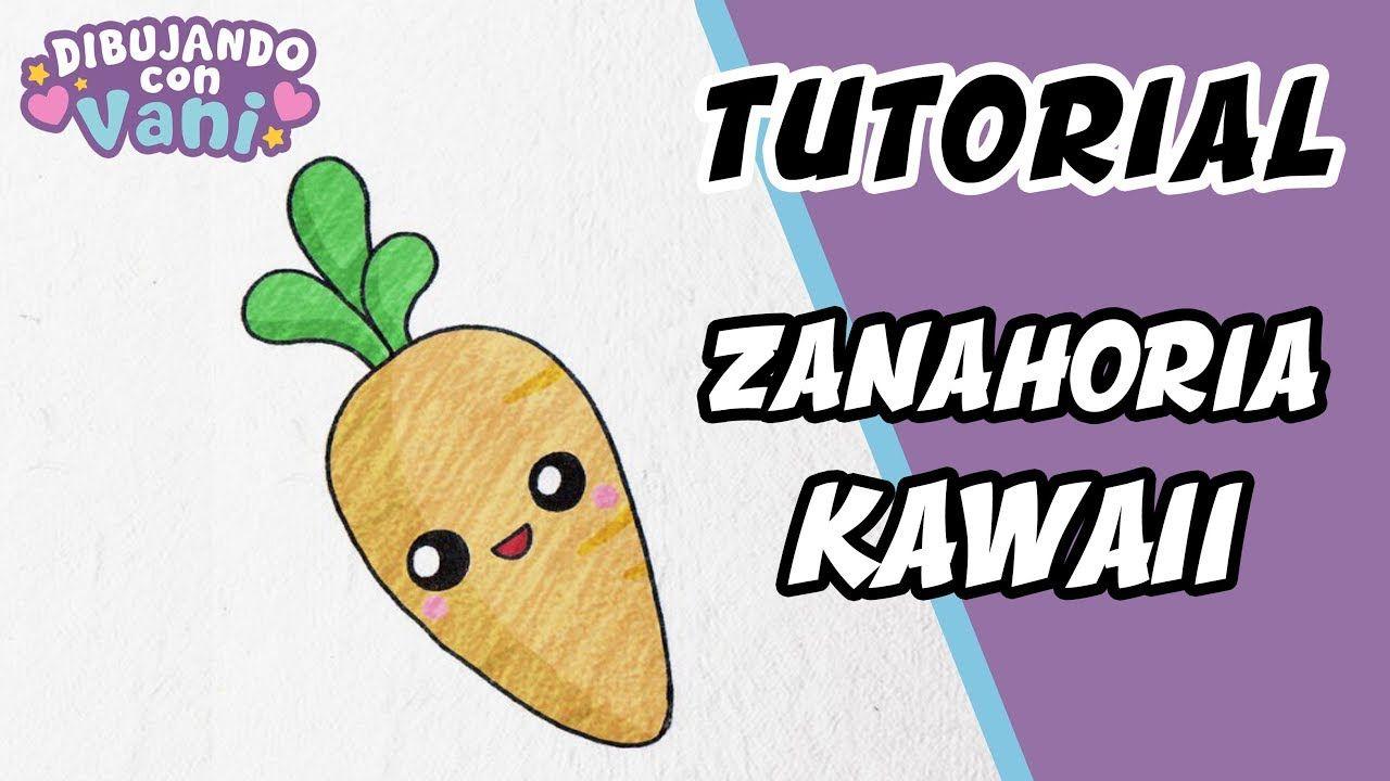 Como Dibujar Una Zanahoria Kawaii Dibujos Faciles Paso A Paso Draw A Dibujos Kawaii Dibujos Faciles Tutoriales De Dibujo 2 tazas de harina de trigo todo uso. como dibujar una zanahoria kawaii