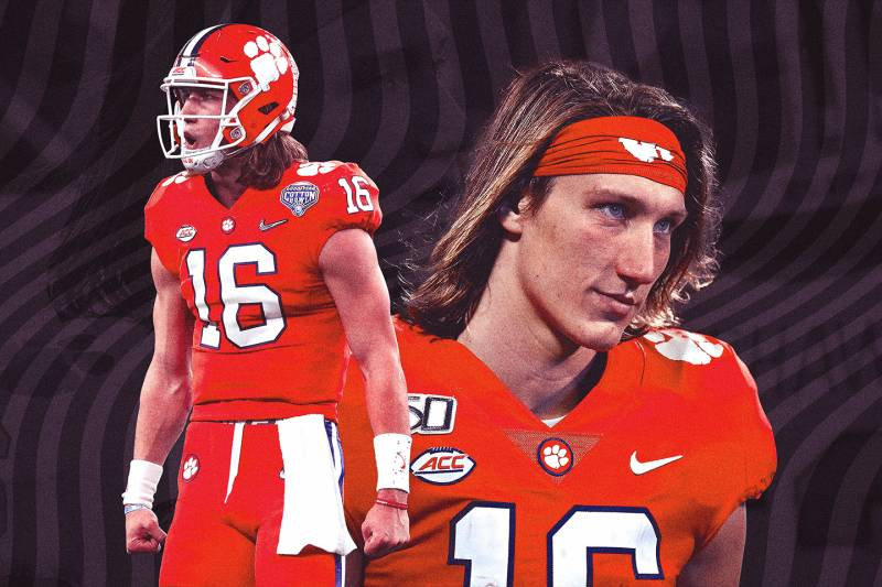 The Moments That Shaped Trevor Lawrence In 2020 College Football Players College Football Playoff New England Football