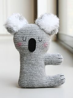 Kiki the Koala freebie, aww, thanks so xox ☆ ★   https://www.pinterest.com/peacefuldoves/