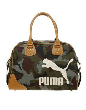 ba95ca240d Puma Originals Holdall Puma Original