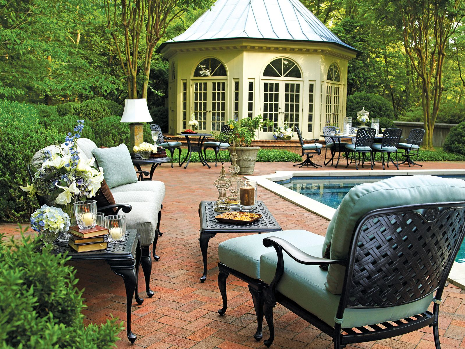 Since 1923. Patio furniture sets, Outdoor patio