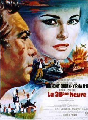 La 25e heure (Henri Verneuil 1967 Musique Maurice
