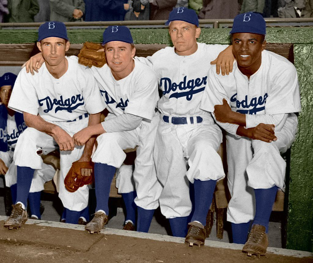 """an introduction to the way jackie robinsons heroics changed the game of baseball When jackie robinson played """"jackie the new one is about a baseball player """"the jackie robinson story (thanks in large measure to robinson's heroics)."""