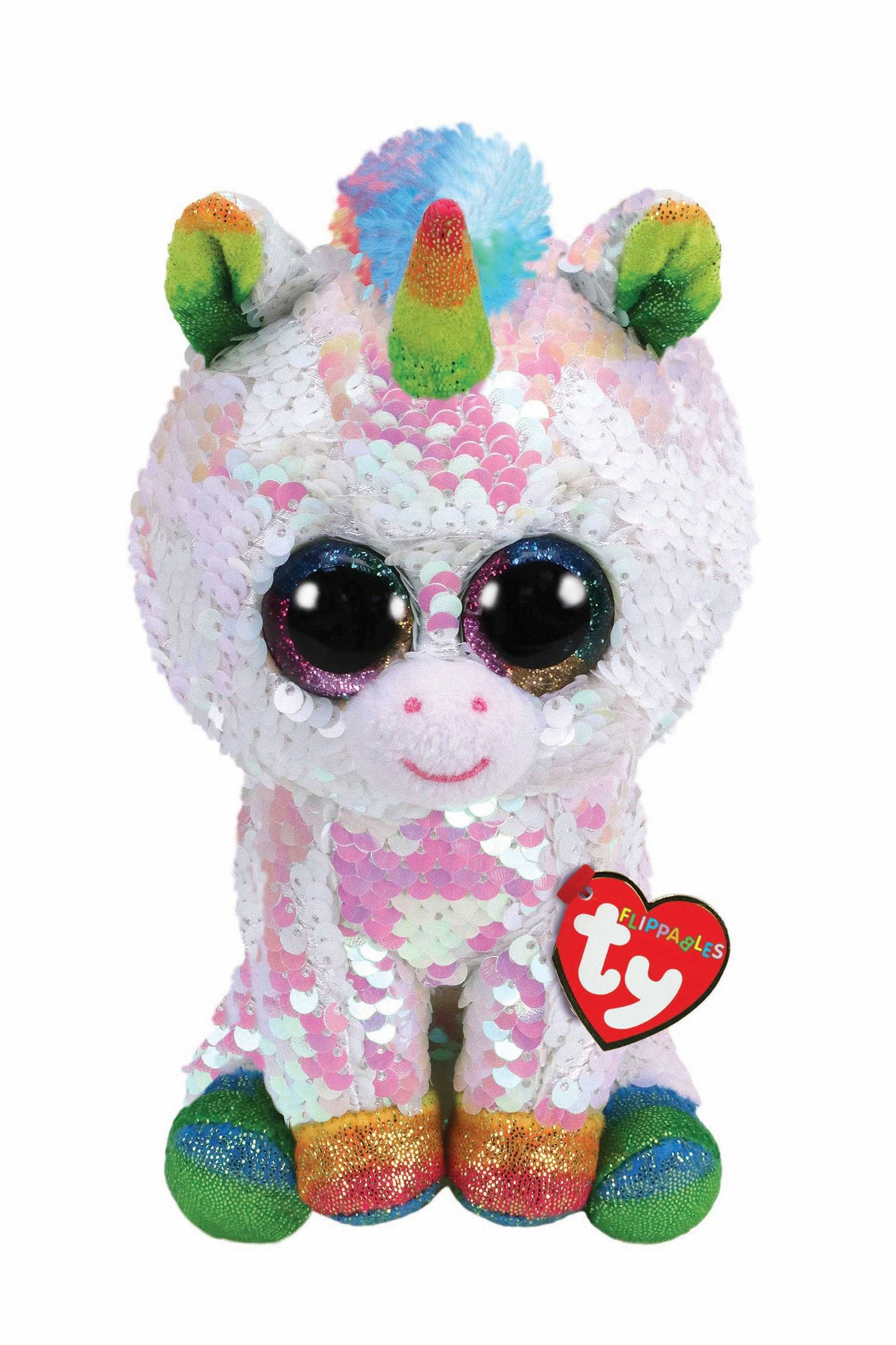 85a6d1c03 Girls Ty Pixy Flippable Medium | Products | Pixie, Ty beanie boos ...