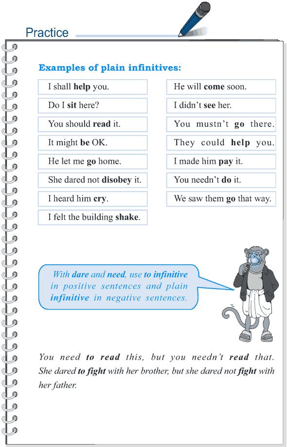 Grade 5 Grammar Lesson 3 Verbs finite and non-finite ...