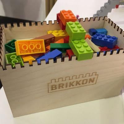 Do you want to try something new with the Lego pieces?    Brikkon  has created some wooden pieces to add on your own Lego to make some ...