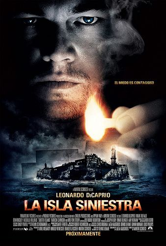 La Isla Siniestra Island Movies Shutter Island Film Shutter Island