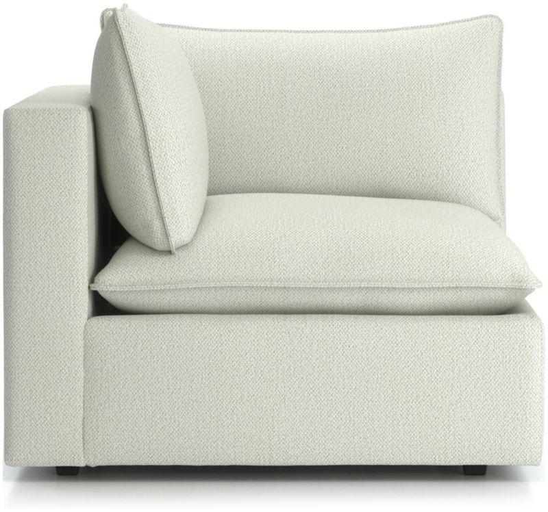 Lotus Modular Corner Low Chair