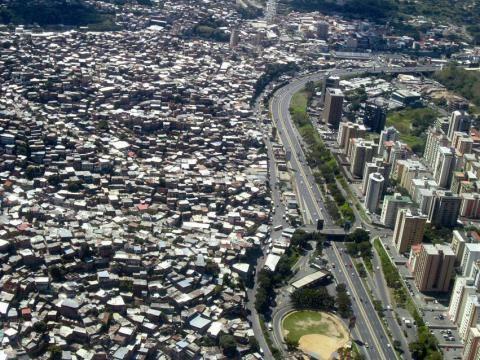 Image result for Slums in venezuela